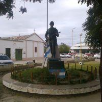 EN MEMORIA DE NUESTROS HERMANOS CAÍDOS EN MALVINAS - GOYA, CORRIENTES (ARGENTINA), Гойя