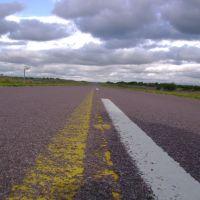 Ruta 14 hacia el Este, Jaguel del Monte, Женераль-Рока