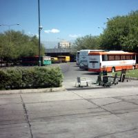 Terminal de Omnibus El Sol, Мендоза