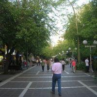 Peatonal de Mendoza / Lautaro, Мендоза