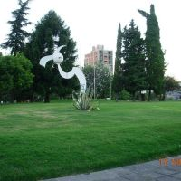 Rosario - Plaza Libertad ( www.alepolvorines.com.ar ), Росарио