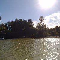 Lago del Parque Independencia. Rosario, Росарио