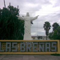 Cristo entrada Las Breñas, Пресиденсиа-Рокуэ-Сенз