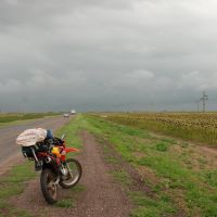 Yendo a la tormenta, Пресиденсиа-Рокуэ-Сенз