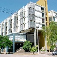 Hotel Gualok, Пресиденсиа-Рокуэ-Сенз