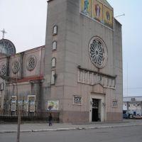 Iglesia Catedral de Roque Sáenz Peña, Chaco, Пресиденсиа-Рокуэ-Сенз