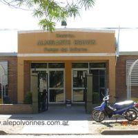 Pampa del Infierno - Hospital Ate Brown ( www.alepolvorines.com.ar ), Пресиденсиа-Рокуэ-Сенз