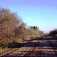 Por los caminos del chaco, Пресиденсиа-Рокуэ-Сенз