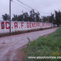 Presidencia R.S. Peña - Club Belgrano (www.alepolvorines.com.ar), Пресиденсиа-Рокуэ-Сенз