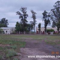 Zaparinqui - Escuela (www.alepolvorines.com.ar), Пресиденсиа-Рокуэ-Сенз