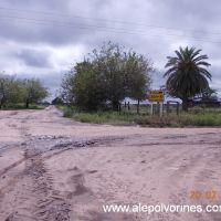 Camino a Pampa Florida (www.alepolvorines.com.ar), Пресиденсиа-Рокуэ-Сенз