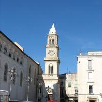Torre campanaria, Альтамура