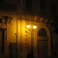 Andria: Particolare Lampione, Андрия