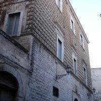 Palazzo de Excelsis (già palazzo Vitaliano), Андрия