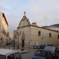 Chiesa di S. Sebastiano (già del Purgatorio), Андрия