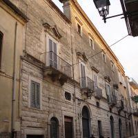 Palazzo Fasoli-Jatta (fine XVIII sec.), Андрия