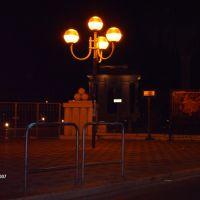 Monumento ai Caduti in notturna, Андрия