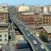 Bari Ponte XX settembre 1970 circa, Бари