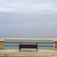 Panchina sul mare, Бари