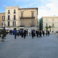 piazza Mercantile, Bari, Бари