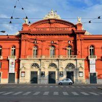 Театар Петруцели~~~Teatro Petruzzelli, Бари