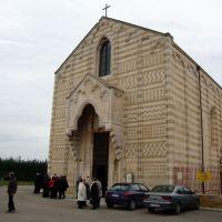 ITALIA Iglesia de Santa Maria del Casale, Brindisi, Бриндизи