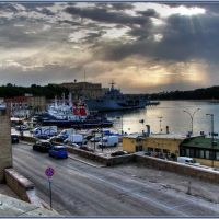 le Port des remorqueurs, Бриндизи