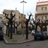 Corato, Piazza Masaniello via E. De Deo, Корато