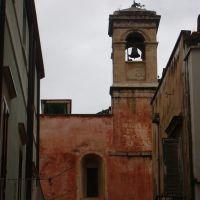 Campanile della chiesa  del Carmine  XVIII Secolo, Корато