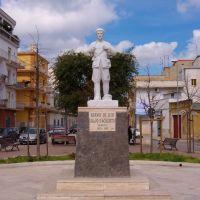 Monumento a  Salvo DAcquisto, Корато