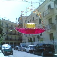 Barca  di  Santa Maria, Корато
