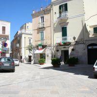 Piazza Sedile, Corato, Корато