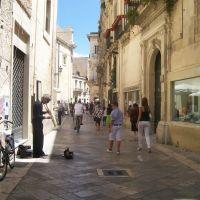 Strada  di Lecce, Лечче