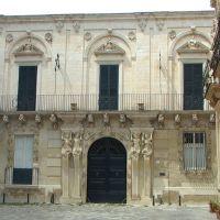 Palazzo Palmieri in Lecce, Лечче