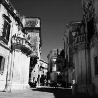 Centro città di Lecce, Лечче