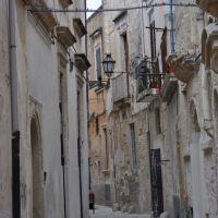 Lecce centro storico - vicoli e vicarielli, Лечче