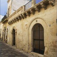 Lecce -Via dei Prioli, Лечче