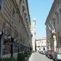 Lecce, Via Rubichi, Лечче