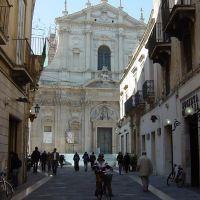 Lecce, Corso V. Emanuele, Лечче