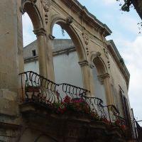 Lecce, Palazzo Gorgoni, Лечче