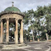 Lecce _ Giardini Villa Comunale, Лечче