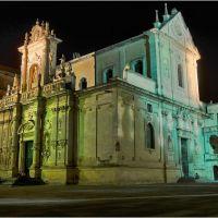 Il Duomo di Lecce, Лечче