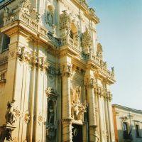 Basilica del Rosario (XVII sec.), Лечче