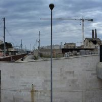 Molfetta, cavalcavia su via Terlizzi, Мольфетта