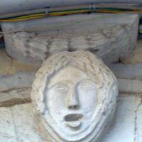 Fregio di portale in pietra, Сан-Северо