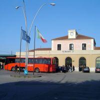 stazione ferroviaria, Сан-Северо