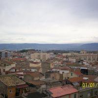 Panorama dal campanile, Сан-Северо