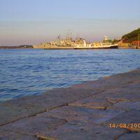 Taranto - mare piccolo - Porto Marina Militare, Таранто