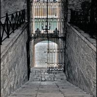 Taranto _ Fantasy-Accesso al canale navigabile -Castello Aragonese, Таранто