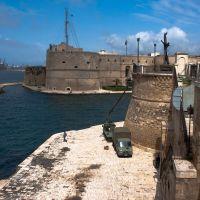 Castello Aragonese - Taranto, Таранто